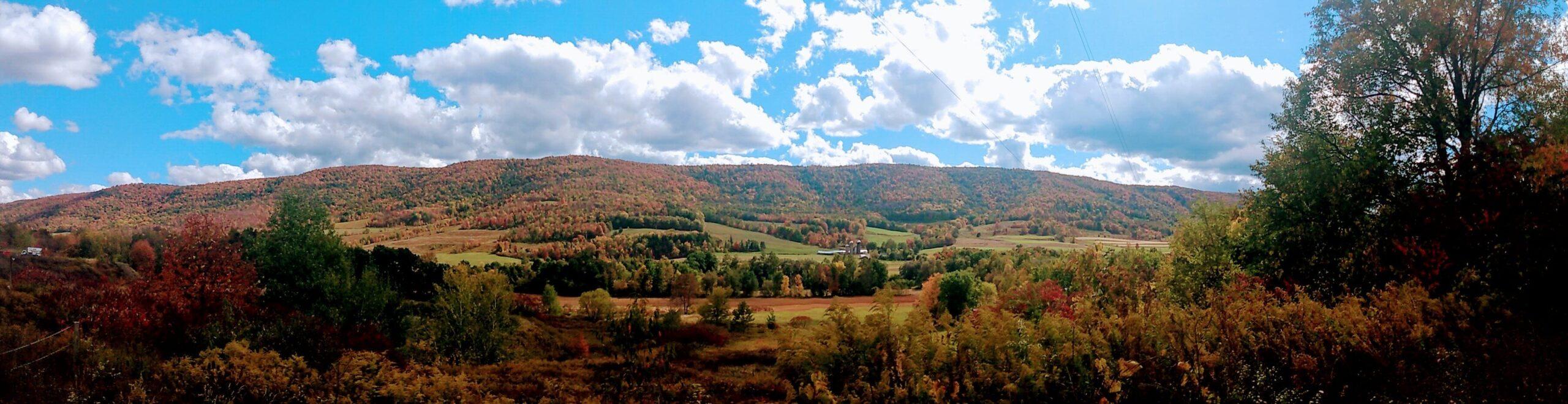 Barclay Mountain Fall